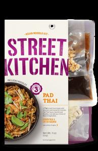 Street Kitchen Pad Thai Noodle Kit