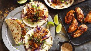 Street Kitchen Teriyaki Chicken Tacos