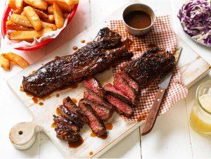 Memphis Style Hanger Steak