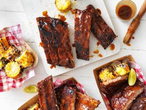 Memphis Spice Baby Back Ribs